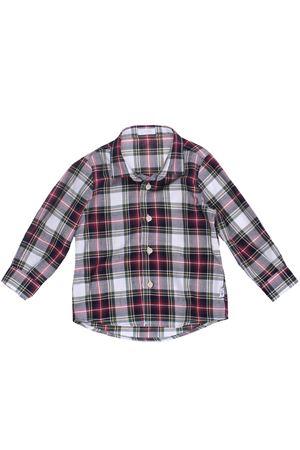 Camicia tartan IL GUFO | 5032279 | CL116C3119487