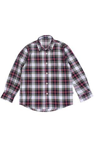 Camicia tartan IL GUFO | 5032279 | CL176C3119487