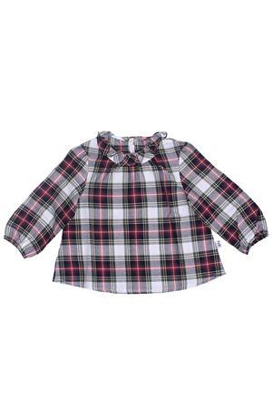 Camicia con ruches IL GUFO | 5032279 | CL197C3119487