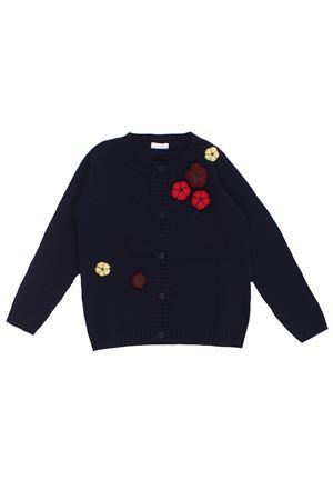 Wool cardigan with flowers IL GUFO | -161048383 | GF347EM2204939