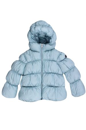 Down jacket with hood IL GUFO | 5032285 | GM336N0068503