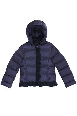 Down jacket with ruffles IL GUFO | 5032285 | GM340N0031495
