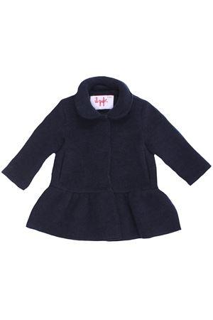Wool coat with ruffles IL GUFO | 5032278 | GP274N0041497
