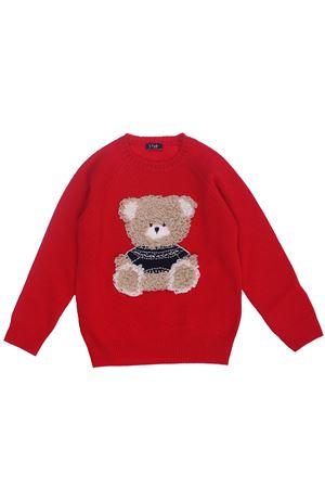 Girocollo orso in lana IL GUFO | -161048383 | MA334EM2203749