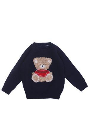 Girocollo orso in lana IL GUFO | -161048383 | MA334EM2204937