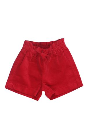 Velvet shorts IL GUFO | 30 | PB114V6006377