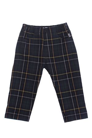 Check pants