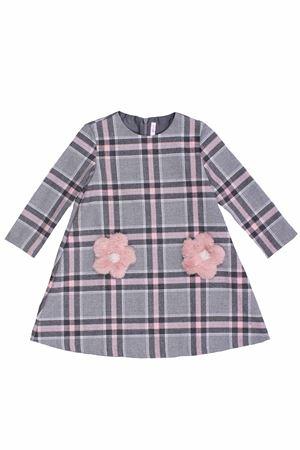 Check dress IL GUFO | 5032276 | VL415W3048339