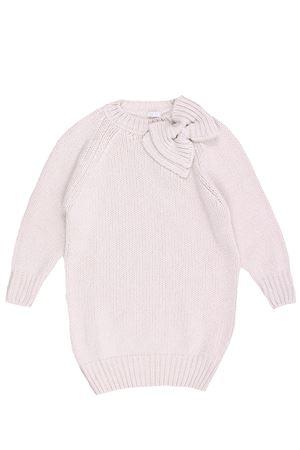 Lurex dress with bow IL GUFO | 5032276 | VT090EM630100