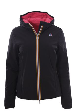 Lily warm double jacket K-WAY | 5032285 | K11199WDA3N