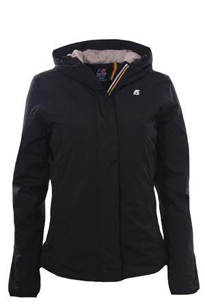 Lily micro ripstop marmotta jacket K-WAY | 5032285 | K1119RWDA22