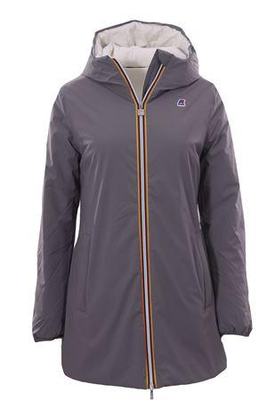 Sophie warm double jacket K-WAY | 5032285 | K111J8WDA2G