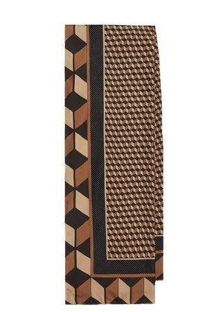 Silk scarf MALIPARMI | 5032273 | IB020730106B4053
