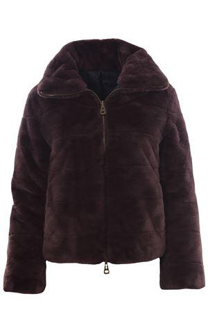 Reversible soft fur jacket MALIPARMI | 5032285 | JC01185013040042