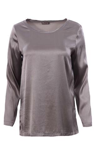 Silk tunic MALIPARMI   5032279   JM40603102121006