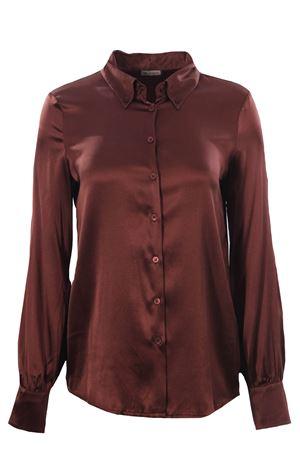 Silk shirt MALIPARMI | 5032279 | JM45043102140020