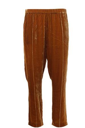 Pantaloni in velluto con elastico MESDEMOISELLES | 5032272 | 20WBELAMIOCRE