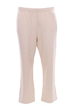 Pantaloni gamba larga con elastico MESDEMOISELLES | 5032272 | 20WFEMINALIAMILK