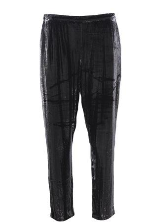 Pantaloni effetto spalmato MESDEMOISELLES | 5032272 | 20WGLADBLACK