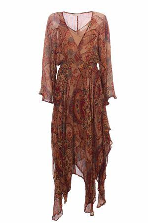 Viscosa dress MESDEMOISELLES | 5032276 | 20WLAURENCAMELCOMBO