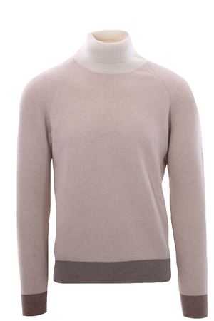 Cashmere high neck