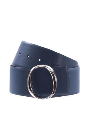 Cintura alta in pelle con fibbia ORCIANI | 5032288 | D10026LIBERTYJEANS