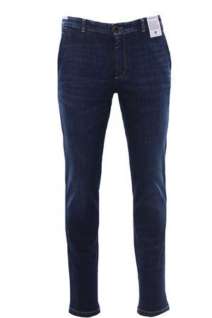 Jeans tasca america in denim stretch PT | 24 | C5DJ01Z40CHNTX15DK26