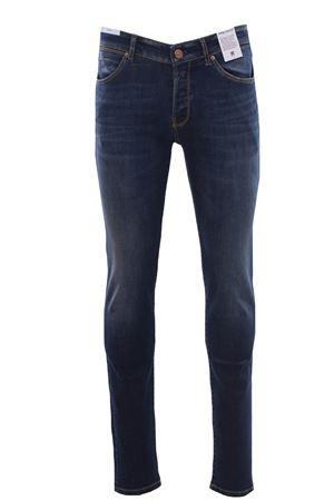 Jeans cinque tasche in denim stretch PT | 24 | C5DJ05B60DESTX15DK61