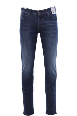 Jeans cinque tasche in denim stretch PT | 24 | C5DJ05Z50BASCA33DK46