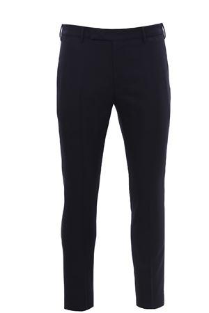 Pantalone in lana spinato PT | 5032272 | COAFX0Z00FWDMA95360