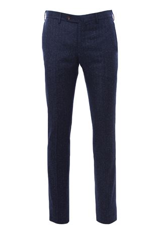 Pantalone in tweed spigato di lana e seta PT | 5032272 | CODF01Z00ANDZI45350