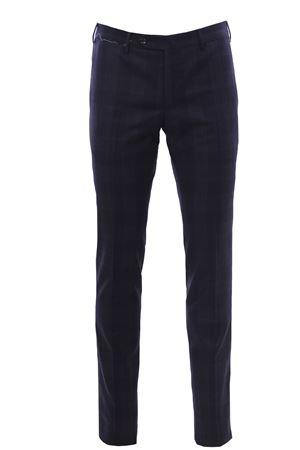Check wool pants PT | 5032272 | CODF01Z00CL1MR34360