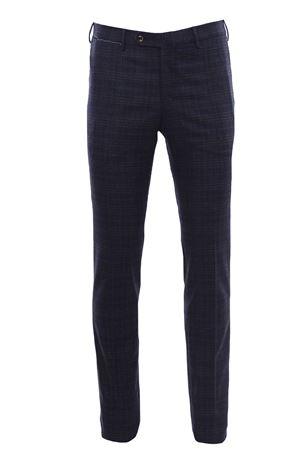 Check wool pants PT | 5032272 | CODF01Z00CL1RE83340