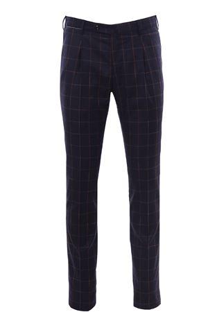 Check wool pants PT | 5032272 | CODF11Z00CL1MR34350