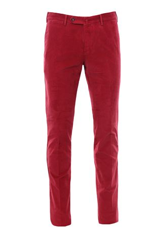 Pantalone in velluto mille righe PT | 5032272 | CODT01Z00ANDTT27639