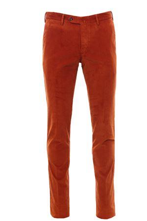 Pantalone in velluto mille righe PT | 5032272 | CODT01Z00ANDTT27863