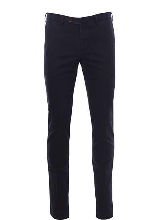 Stretch cotton pants PT | 5032272 | CPDL01Z00MO1TU45360