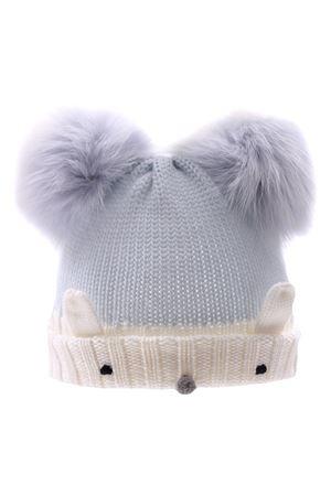 Two tone hat REGINA | 5032304 | 20181BIANCO