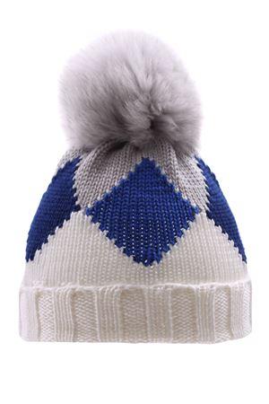 Wool hat REGINA | 5032304 | 20435BIANCO