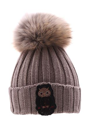 Wool hat REGINA | 5032304 | 20599NOCE