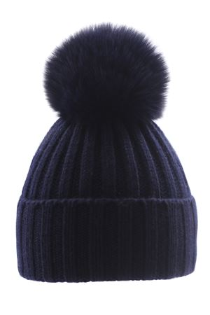 Wool and cashemere hat