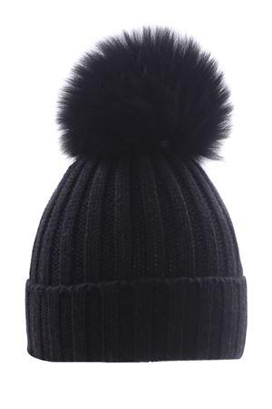 Cappello in lana e cashemere REGINA   5032304   20699NERO