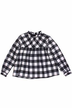 Check shirt SIMONETTA | 5032279 | 1N5020NE080930BC