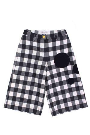 Pantalone check SIMONETTA | 5032272 | 1N66101NE080930BC