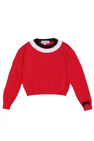 Crew neck with bows SIMONETTA | -161048383 | 1N9510NF190414