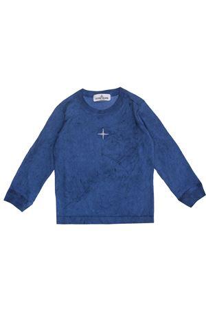 T-shirt girocollo in cotone STONE ISLAND | 8 | 731621652V0043