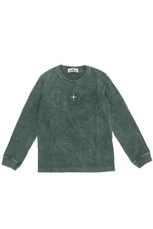 T-shirt girocollo in cotone STONE ISLAND | 8 | 731621652V0053