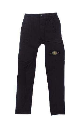 Pantalone cargo in cotone stretch STONE ISLAND | 5032272 | 731630814V0029