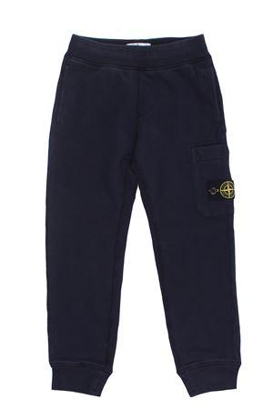 Pantalone jogging in felpa STONE ISLAND | 5032272 | 731661540V0020