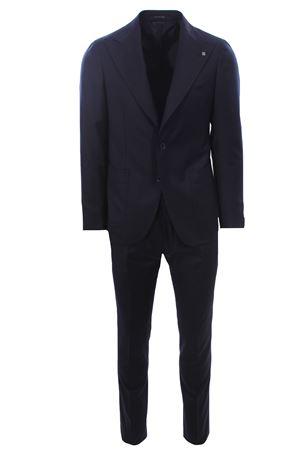 Natural stretch zelander suit TAGLIATORE | 5032276 | A-PL26K1101UIZ136I136